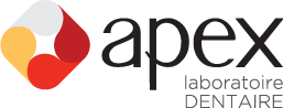 Logo Apex laboratoire dentaire